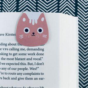 Boekenlegger | Magnetisch | Kat 1