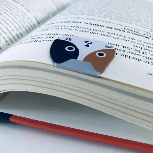Boekenlegger | Magnetisch | Kat 3