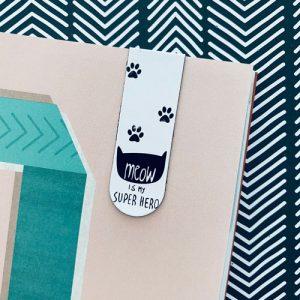 Boekenlegger | Magnetisch | Katten | Cute Cats | A