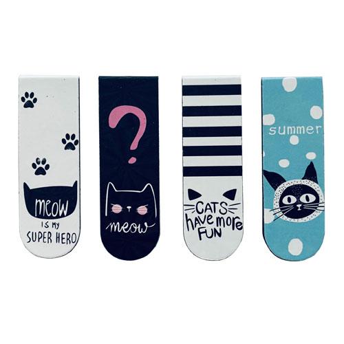 Boekenlegger | Magnetisch | Katten | Cute Cats