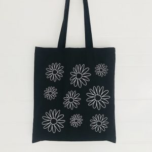 HOUSE OF LOLA | Funky Flowers | Tote Bag