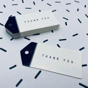 cadeaulabels | thank you