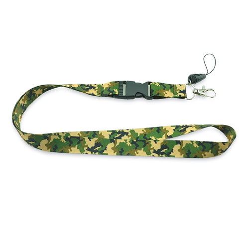 keycord | lanyard | camouflage