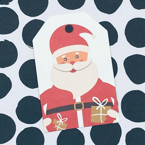 label | kerst | kerstman