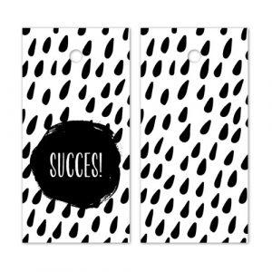 label | succes | zwart-wit