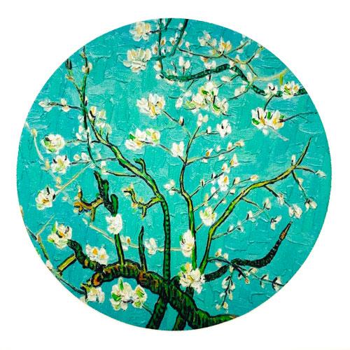 muismat   blossom   green