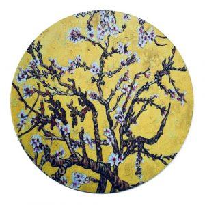 muismat | blossom | yellow