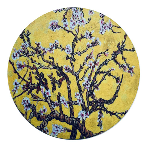 muismat   blossom   yellow