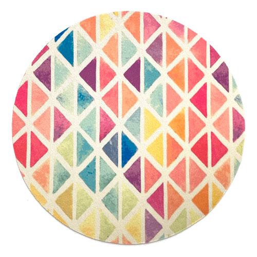 muismat | grafisch | happy colors