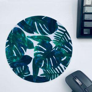 muismat / mousepad | bladeren