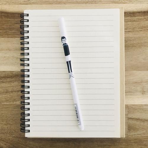 pen | zwart | Billy
