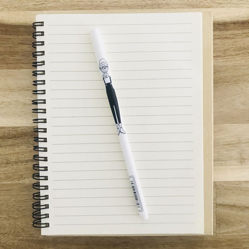 pen | zwart | Jason