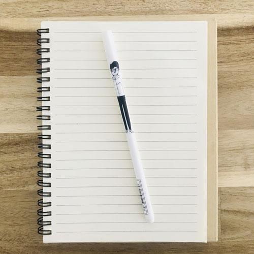 pen   zwart   Nigel