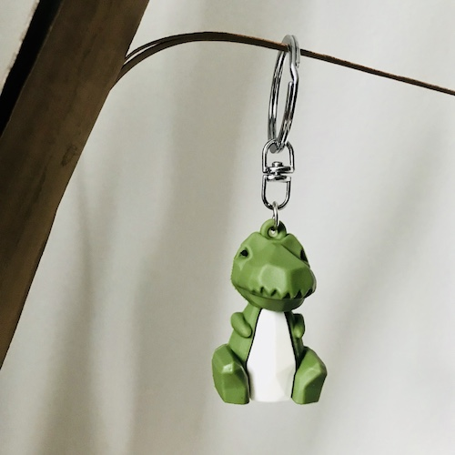 sleutelhanger | dinosaurus