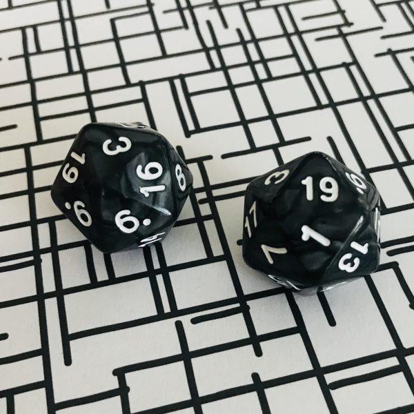 spel | dobbelstenen | zwart | optellen en aftrekken