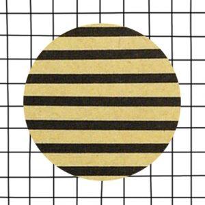 sticker | strepen | kraft
