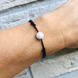 verstelbaar armbandje | black dream