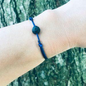 verstelbaar armbandje | blue moon