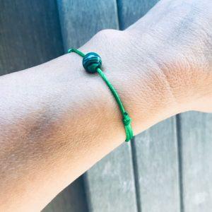 verstelbaar armbandje   green jungle