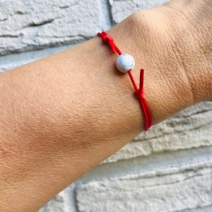 verstelbaar armbandje | red magic