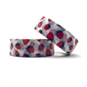 washi tape | aardbei