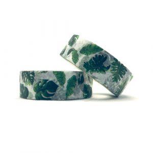 washi tape | bladeren