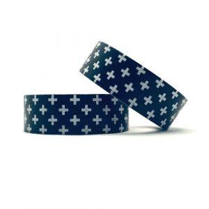 washi tape | kruisjes