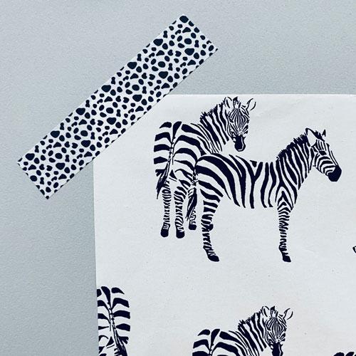 washi tape / masking tape   safari