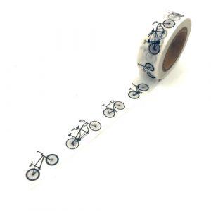 washi tape | rol | fietsen