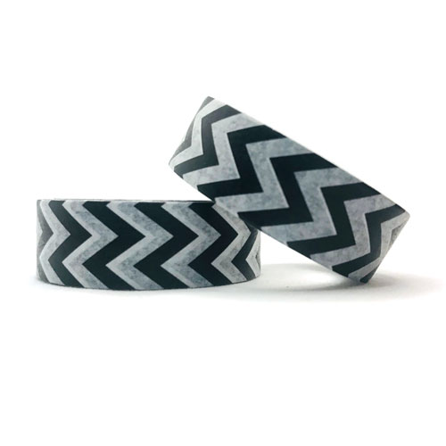 washi tape   zigzag